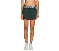 Sport-Shorts grün meliert