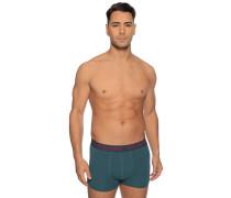 Boxershorts 3er Set grün/navy