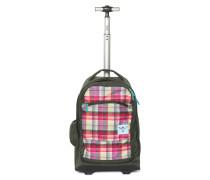 Reisetasche pink/grün