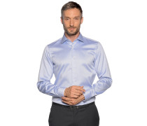 Business Hemd Slim Fit hellblau