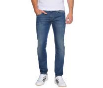 Jeans Hatch blau