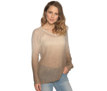 Pullover taupe