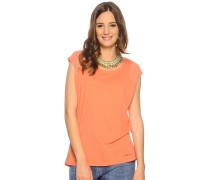 Varourz Short SLV Top orange