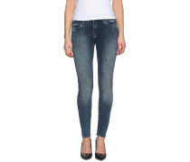 Jeans Adriana blau