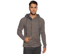 Pullover navy/braun