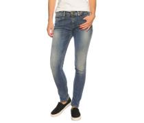 Jeans Jamie blau