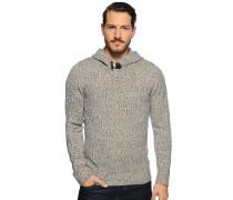 Pullover schwarz/grau