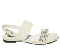 Sandalen offwhite