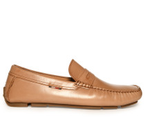 Penny Loafers braun