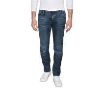 Jeans 5620 3D Slim Fit blau