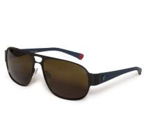 Sonnenbrille schwarz/navy