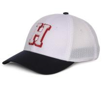 Cap weiß/navy