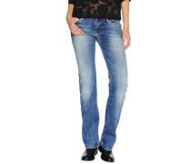 Jeans Laura blau