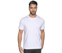 Kurzarm T-Shirt 2er Set weiß