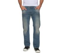 Jeans Larkee blau