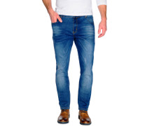 Jeans Huth blau