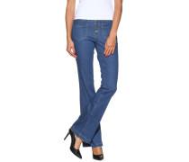 Jeans Bella Retro blau