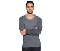 Sweatshirt graublau