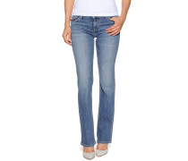 Jeans Girls Oregon blau