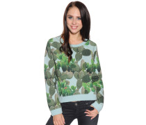 Sweatshirt mint/grün