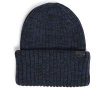Mütze navy/schwarz