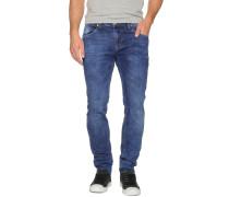 Jeans Hastings blau