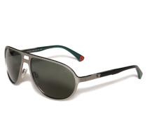 Sonnenbrille grau