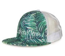 Cap grün/weiß