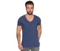 T-Shirt, Blau, Herren