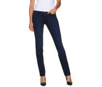 Jeans High Slim dunkelblau