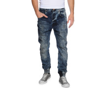 Jeans Noah Cuffed darkblue moon