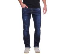 Jeans Taichi blau
