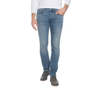 Jeans Zinc blau