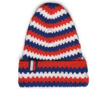 Mütze blau/weiß/rot
