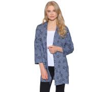 Kimonojacke graublau