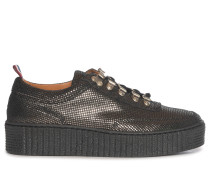 Sneaker schwarz/kupfer