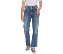 Jeans Donna blau