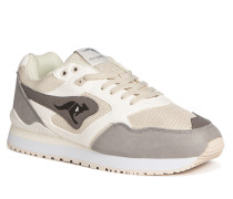 Sneaker grau/offwhite