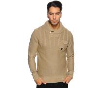 Pullover, beige