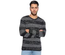 Pullover grau/schwarz