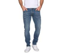 Jeans Manu blau