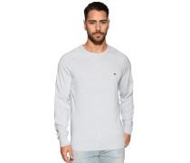 Pullover hellblau meliert