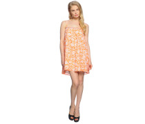 Kleid, Orange, Damen