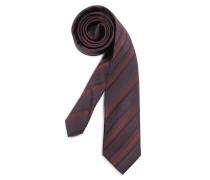 Krawatte braun/rost