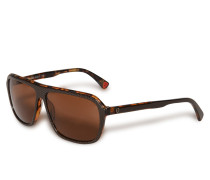 Sonnenbrille braun/anthrazit