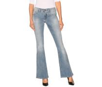 Jeans Levier blau