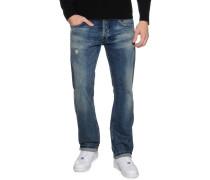 Jeans Paul blau