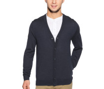 Strickjacke navy