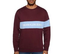Sweatshirt bordeaux