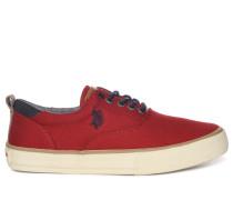 Sneaker, Rot, Herren